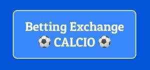 calcio betting exchange