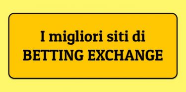 siti betting exchange Italia